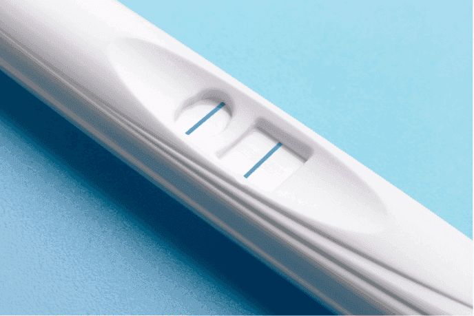 how to check for pregnancy test